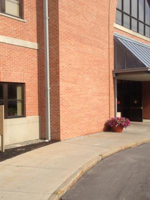 Geneseo Satellite Office Front of building