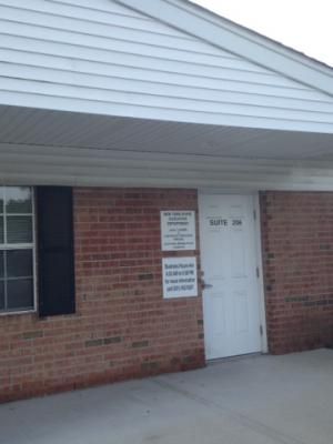 Front view of Riverhead Satellite Office