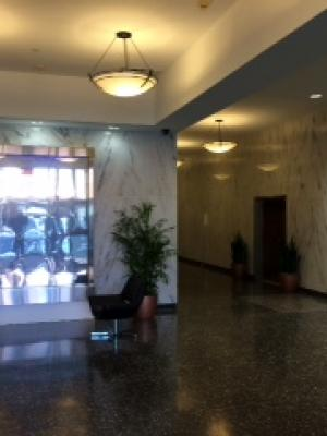 White Plains main lobby