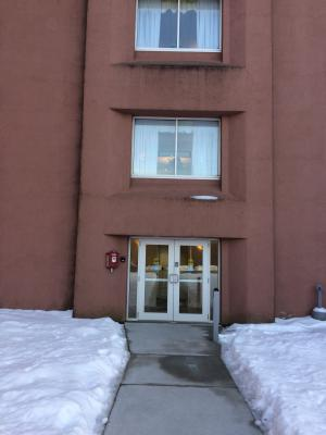 Picture of outside entrance to Johnstown Office