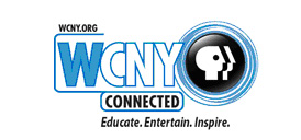 Logo for WCNY